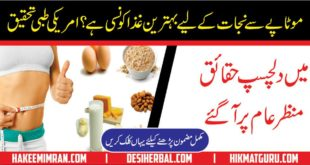 Best Diet Plan For Quick Weight Loss In Urdu