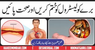 Cholesterol Kam Karne Ka Lawjwab Totka