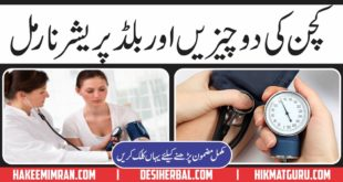 High Blood Pressure Ka Treatment in Urdu
