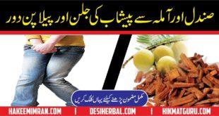 Masana Ki Garmi Ka ilaj Urinary Problems In Urdu