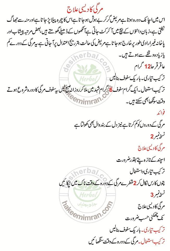 Epilepsy Treatment in Urdu Mirgi Ka Ilaj Tips