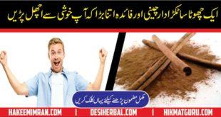 Boost Your Brain Power Using Cinnamon in urdu Dar Cheeni Aur Dimagi Taqat