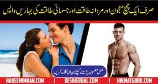 Majoon Khas Jo Mardana Taqat Boost Kar Dy