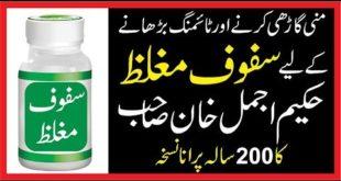 Mani Garhi Karny|Mani Paida Kany Wala Safoof Mughalaz Khas Hakeem Imran Kmaboh Ka Nuskha